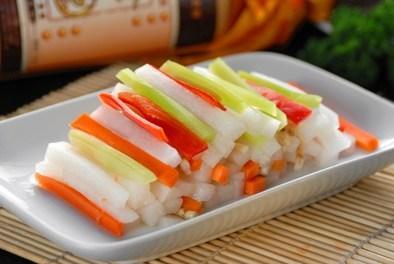四川泡菜加盟